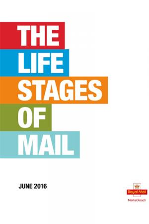 The Life Stages of Mail June 2016
